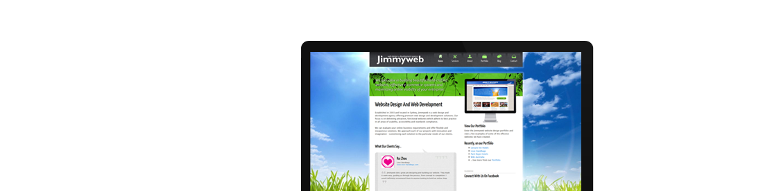 Jimmyweb - A Sydney Web Development Agency