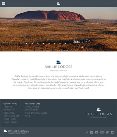 Baillie Lodges
