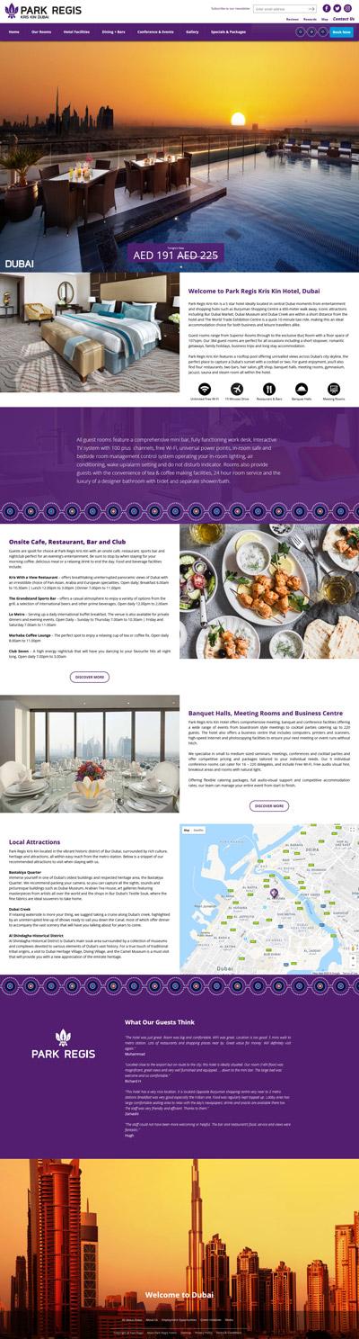 Kris Kin Hotel – Dubai