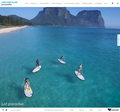 Lord Howe Island Tourism Association