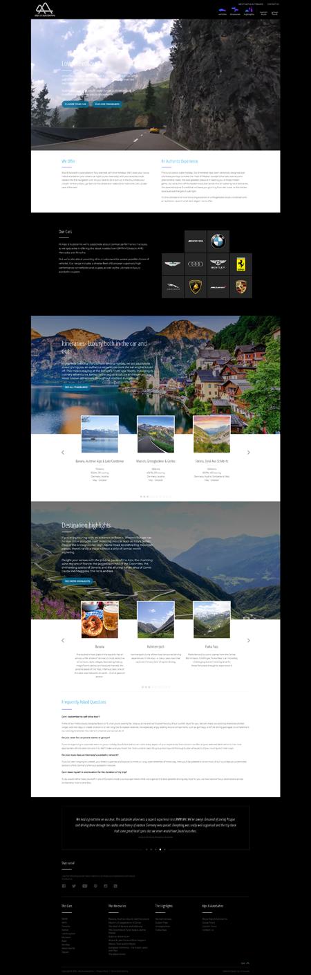 Alps & Autobahns