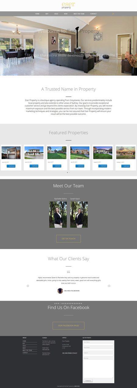 Eser Property Real Estate
