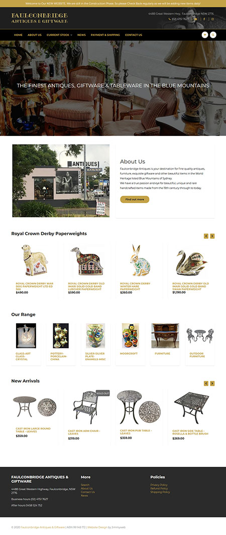 Faulconbridge Antiques & Giftware